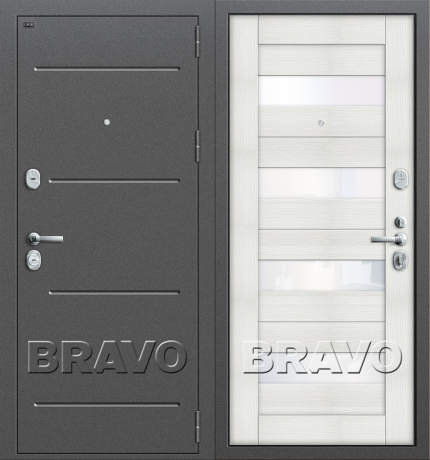 Фото дверь Т2-223  Bianco Veralinga/White Waltz