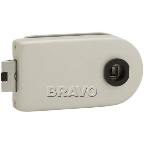 Фото дверь Защелка Bravo СТ MP-600-00 AL Алюминий