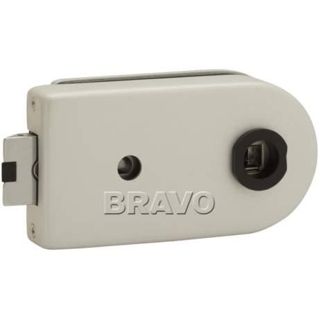 Фото дверь Защелка Bravo СТ MP-600-WC AL Алюминий