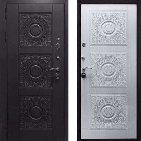 Фото дверь ДМ 10 Сосна белая