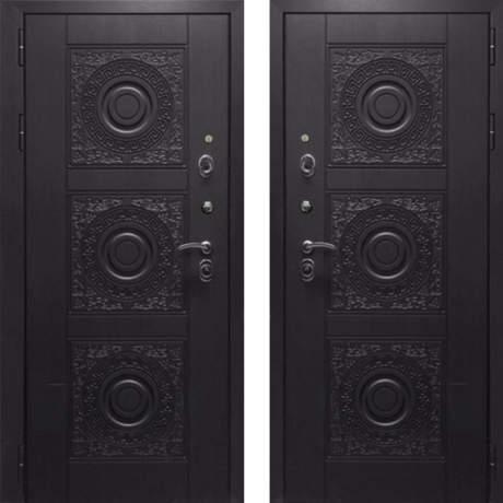 Фото дверь ДМ 10 Венге