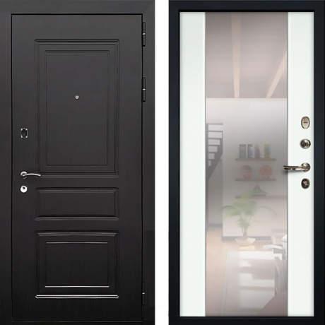 Фото дверь ДМ 6 СБ-16 Ясень белый