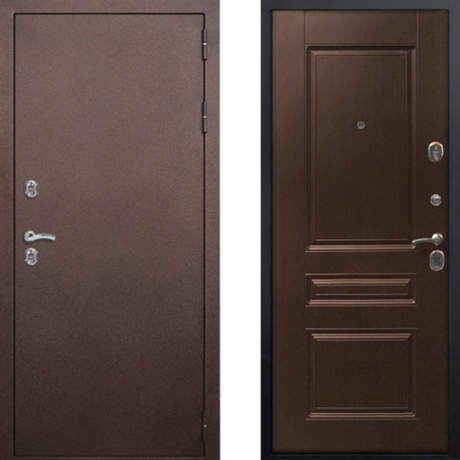 Фото дверь ДМ Термо 3К Алмон 28