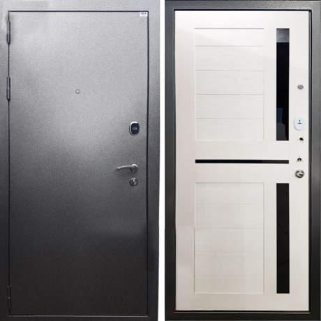 Фото дверь ДМ Титан СБ-18 Лиственница белая