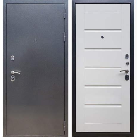 Фото дверь ДМ 11 Белый ясень