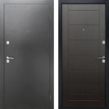 Фото дверь ДМ 11 Венге