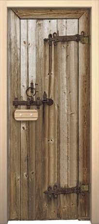 Фото дверь Дерево