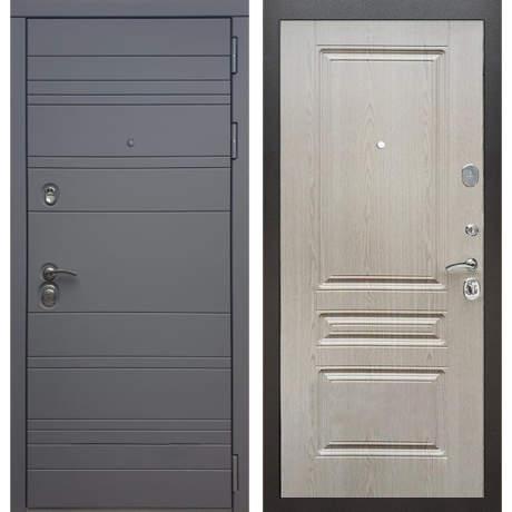 Фото дверь ДМ 14 ФЛ-243 Беленый дуб