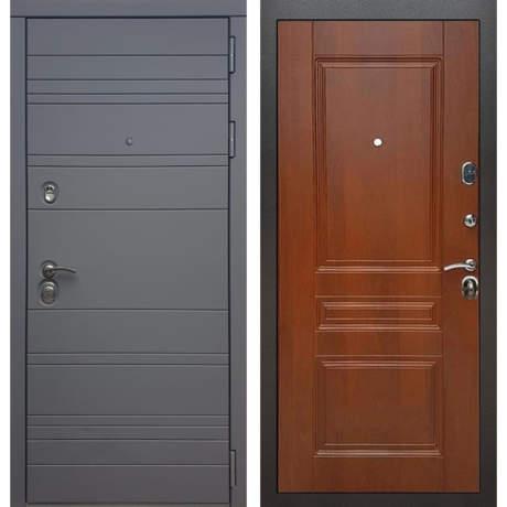 Фото дверь ДМ 14 ФЛ-243 Орех