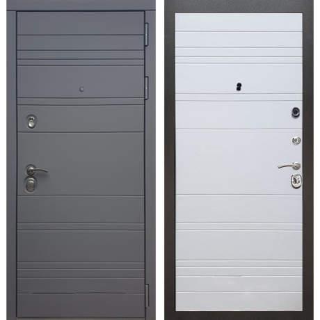 Фото дверь ДМ 14 Белый софт