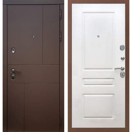Фото дверь ДМ 16 ФЛ-243  Белый софт