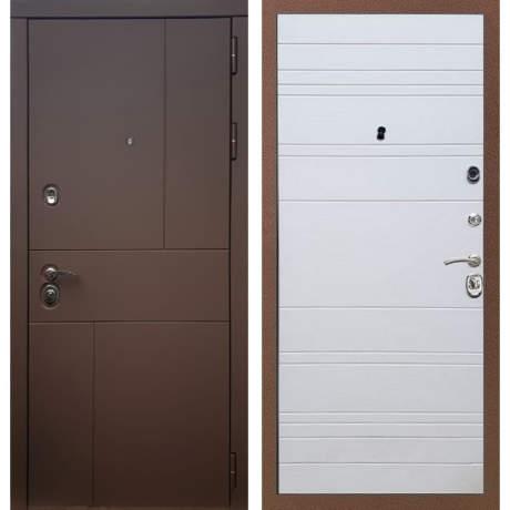 Фото дверь ДМ 16 Белый софт