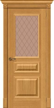 Фото дверь Вуд Классик-15.1 Bronze Сrystal