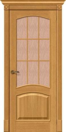 Фото дверь Вуд Классик-33 Bronze Gloria