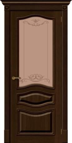 Фото дверь Вуд Классик-51 Bronze Art