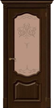 Фото дверь Вуд Классик-53 Bronze Art