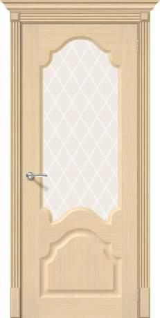 Фото дверь Афина White Сrystal