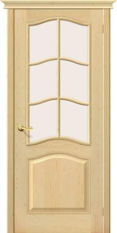 Фото дверь М7 Сатинато