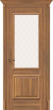 Фото дверь Классико-13 White Сrystal