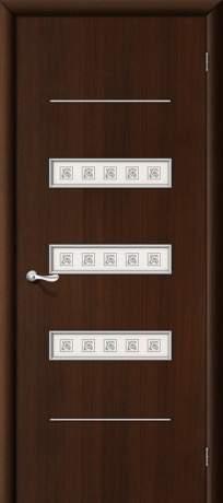 Фото дверь Трио Зеркало худ.