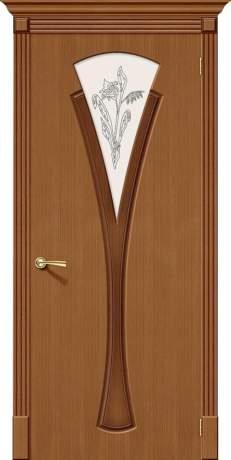Фото дверь Флора Худ.