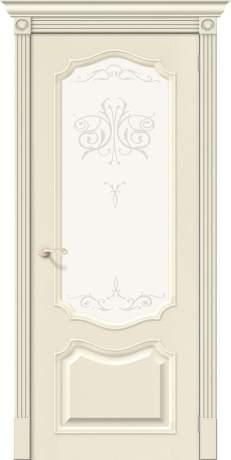 Фото дверь Вуд Классик-53 White Art