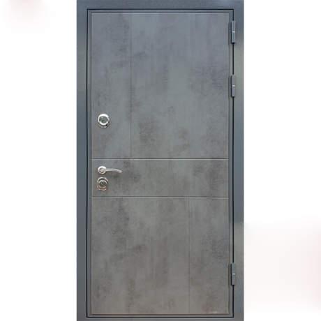 Фото дверь ДМ Премиум 290 Темный бетон
